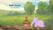 Pooh's Heffalump Movie - Kath Soucie as Kanga