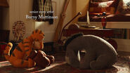 Tigger and Eeyore are both a stuffed tiger and donkey