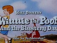 Winnie the Pooh and the Blustery Day Trailer Title Card