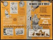 Winnie the Pooh and the Honey Tree Pressbook 2