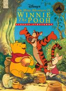 The Many Adventures of Winnie the Pooh Mouse Works book