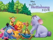 Pooh's Heffalump Movie Wallpaper