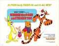 Winnie the Pooh and Tigger Too! movie lobby poster