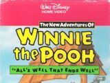 The New Adventures of Winnie the Pooh Volume 6: All's Well That Ends Well