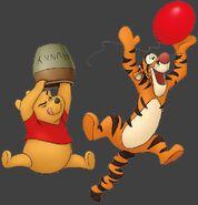 Pooh-Tigger