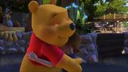 KDA - Winnie the Pooh likes to hugs with the Boy