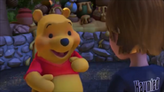 KDA - Winnie the Pooh is so very excited