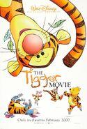 The Tigger Movie movie poster