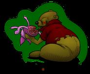 Pooh kills piglet