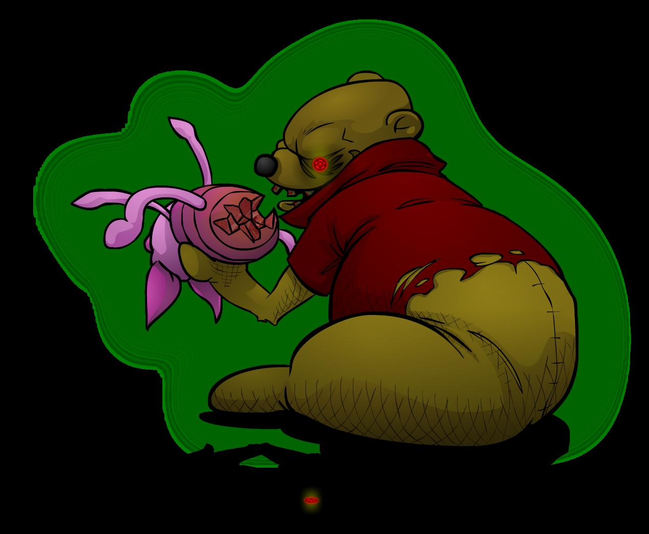 Demon pooh