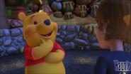 KDA - Winnie the Pooh is thinking and idea