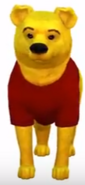 Winnie the Pooh in The Sims 4