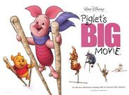 Movie poster piglets big movie