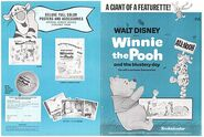Winnie the Pooh and the Blustery Day Pressbook