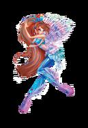 Winx Club Bloom Sirenix pose5