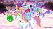 """Winx Club Season 7 Episode 24 """"The Golden Butterfly"""" Italian Stagione 7 Episodio 24 """"La farfalla Dorata"""" Italiano"""
