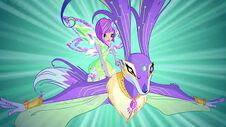 Winx and Fairy Animals 12231