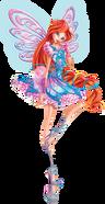 Bloom Butterflix 3D