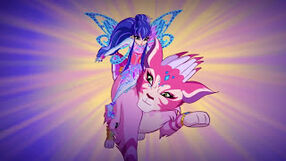 Winx and Fairy Animals 08523