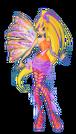 Winx Club Stella Sirenix pose19