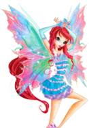 Winx Club Bloom Mythix pose9