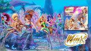 Winx Club - Noi Siamo Winx Il Mistero Degli Abissi OST