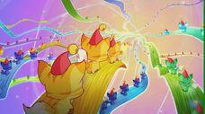 Minimondo arcobaleno