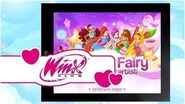 Winx Club Fairy Artist App!