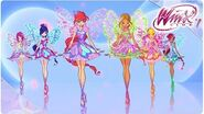 Clube das Winx Poder Butterflix! Music Video! • BR-1