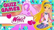 Winx Quiz - Guess The Character 7