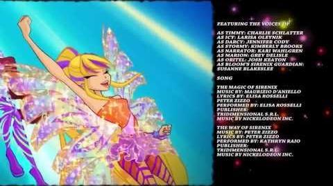 Winx Club Season 6 Official Ending Credits!
