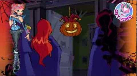 GIFT VIDEO - Halloween