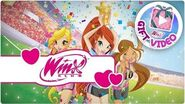 """Winx Club - Gift Video - """"We are One"""" - The Winx at the FIFA World Cup 2014!"""