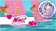 Winx Club Gift Video - The magic power of Sport!