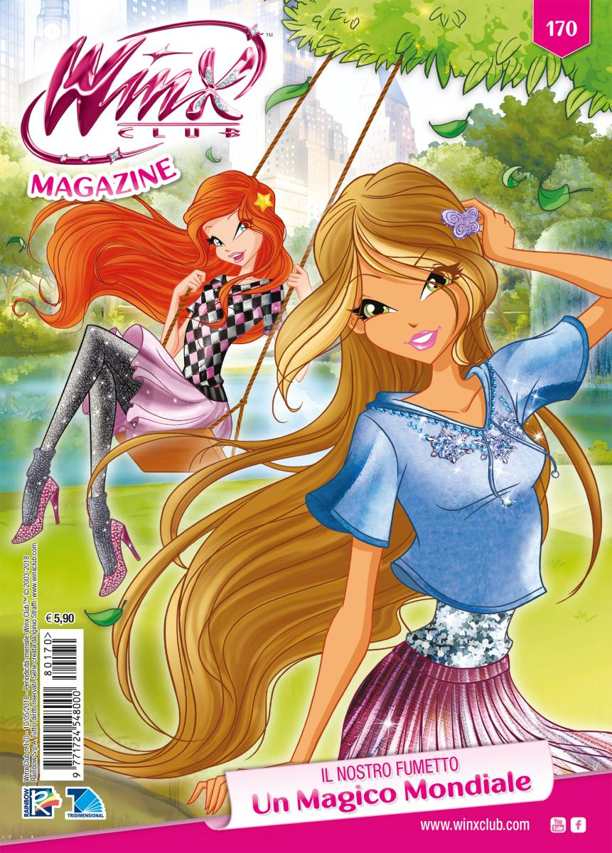 Issue 170: A Magical World