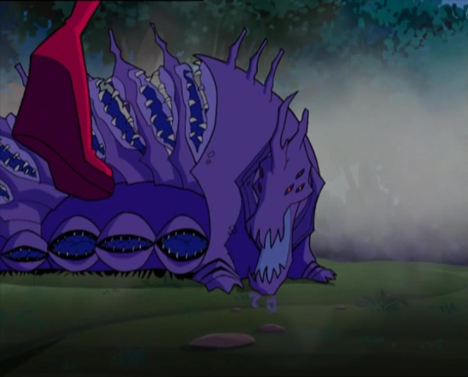 Multi-Mouth Monster