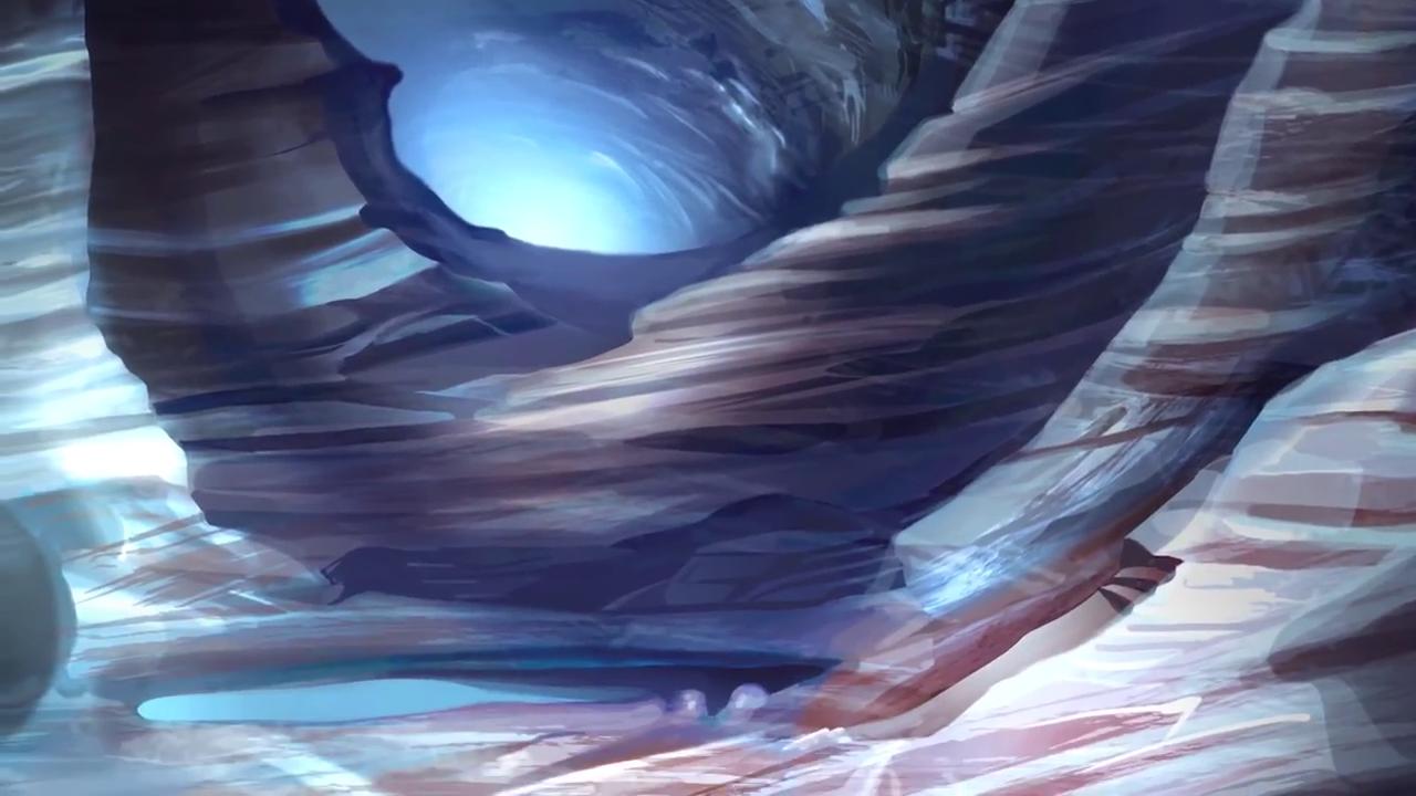 Bajo Mundo Cave
