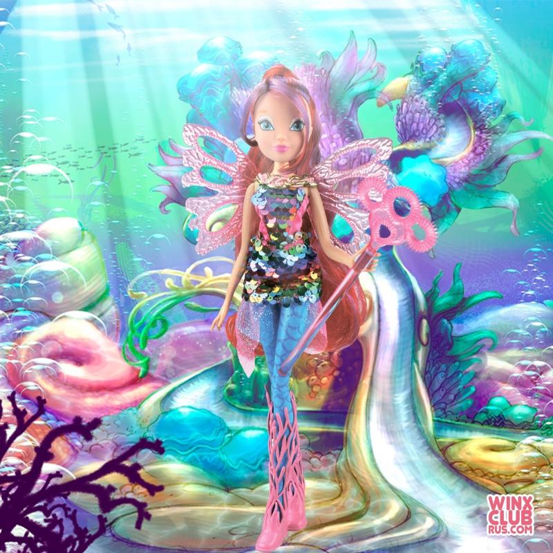Sirenix Bubble Magic