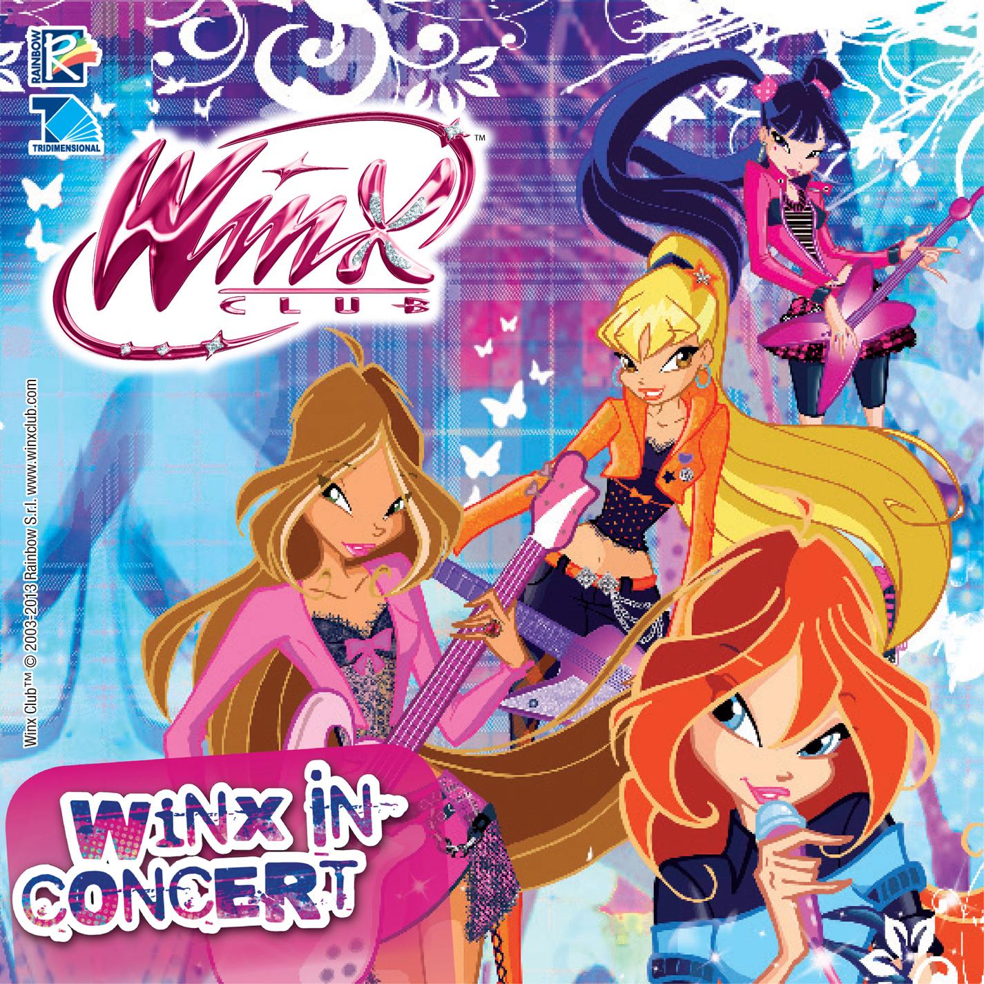 Winx in Concert