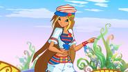 SailorOutfitFlora