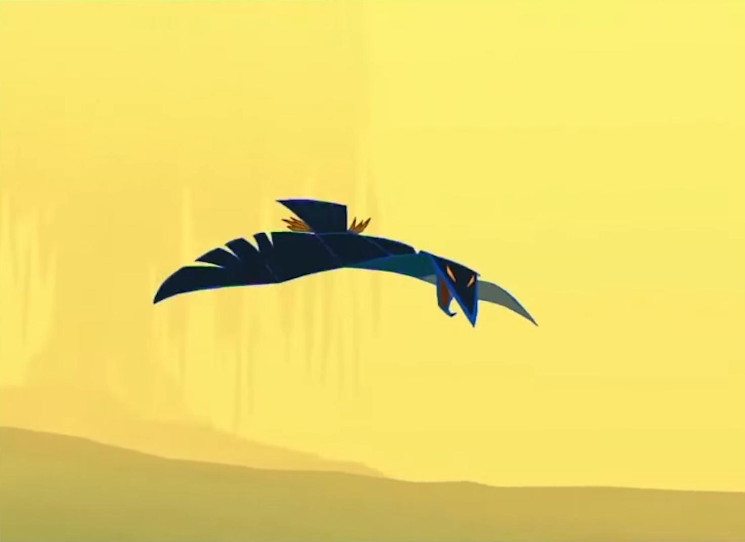 Ancient Crow's Dust