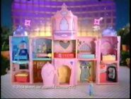 Winx Club - Alfea Castle Playset (2004)