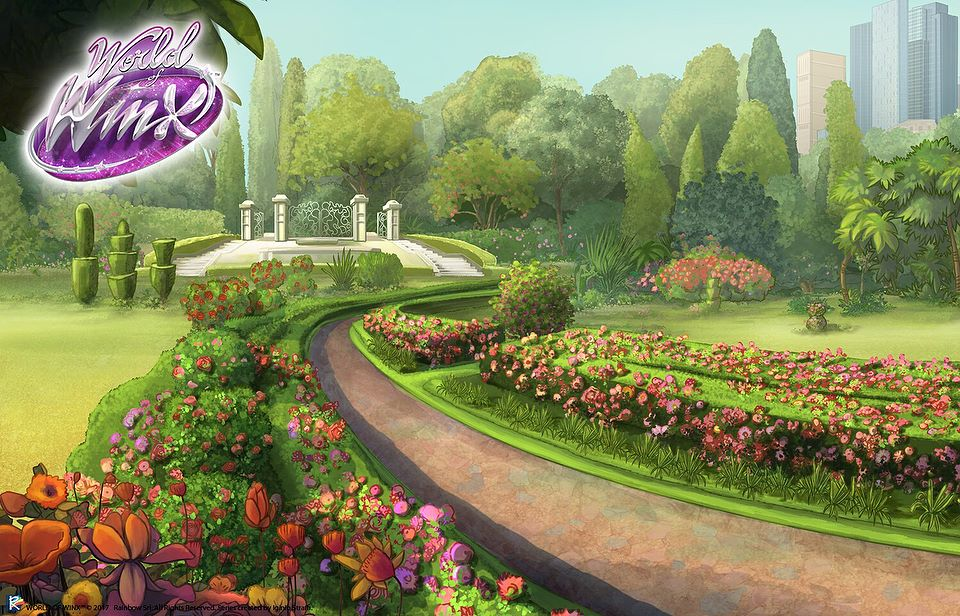 Gardenia's Botanical Garden