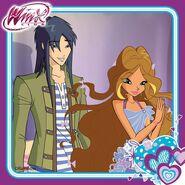 Winx Club Instagram - Flora & Helia (12-5-16)