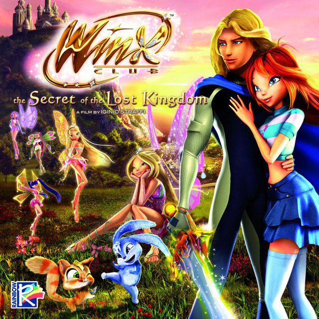 Winx Club: Secret of the Lost Kingdom (Álbum Digital)