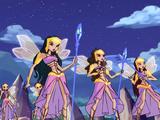 Royal Guard Fairies