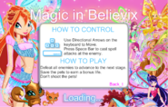 Magic of believix - how to play