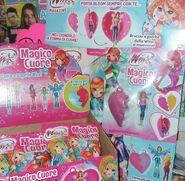 Winx Magic Heart - Package