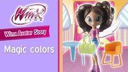 Winx Avatar Story 6 - Magic Colors