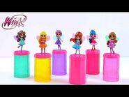 Winx Club - Scopriamo insieme la nuova collezione Winx Magic Glitter!